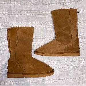 NWOT Ugg Australia Knightsbridge Back Zip Boots
